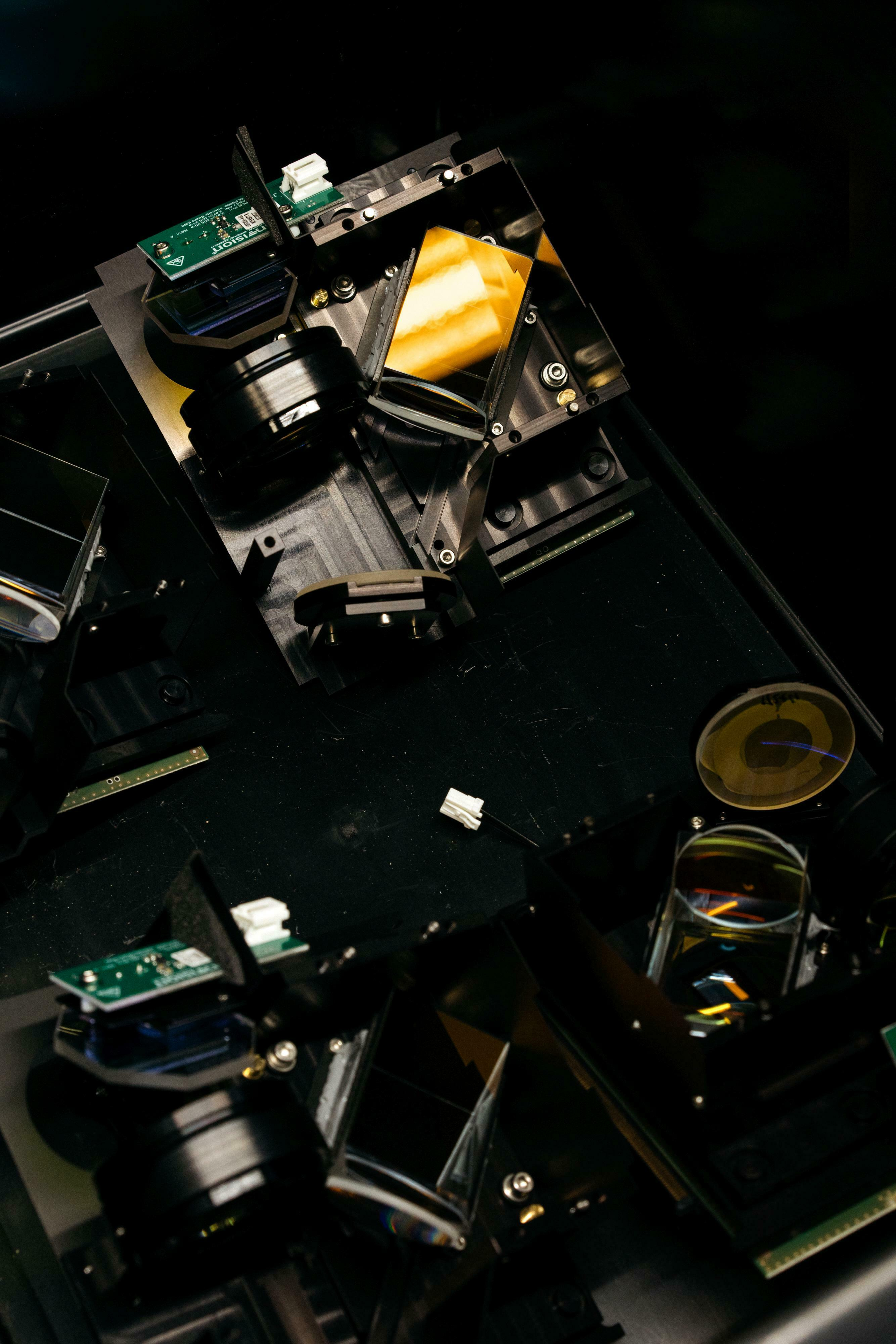 Projector Components