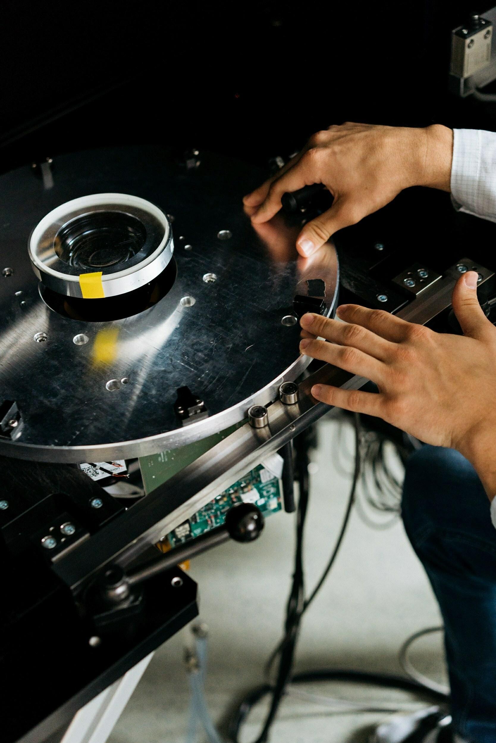 testing procedure of lenses