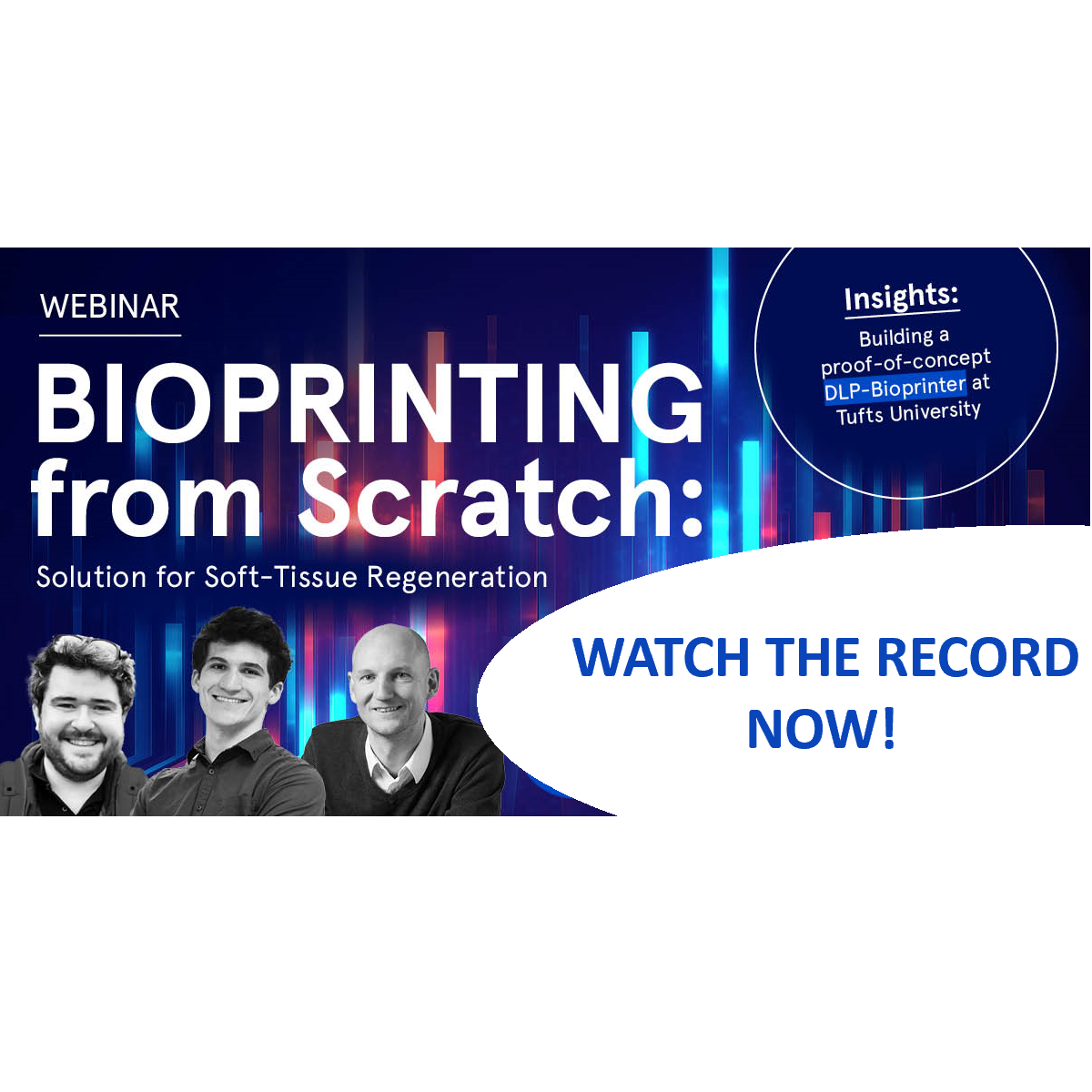Watch the record from the Webinar