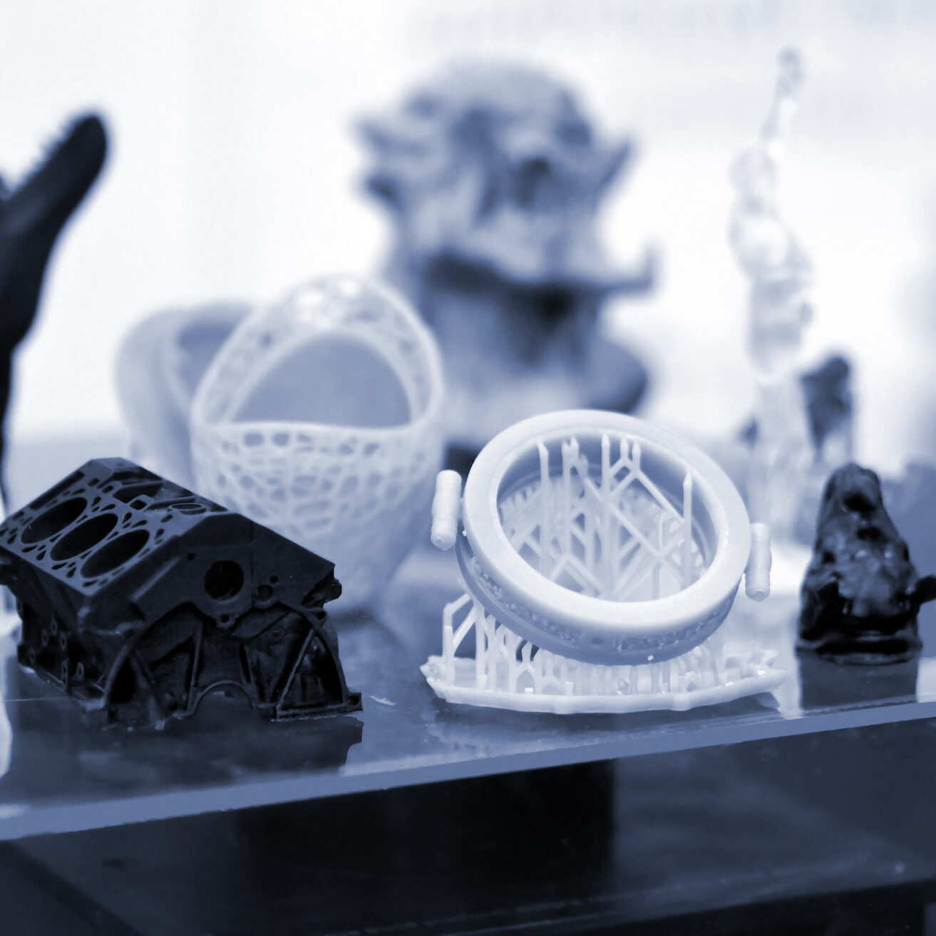 Photopolymerization in 3D printing