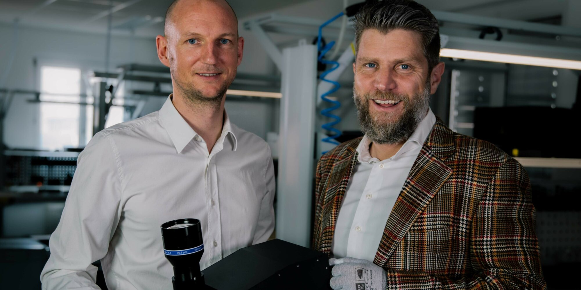 In April 2021 In-Vision launched the new Phoenix-Light Engine. It´s the first industrial 4K UV DLP Light Projector and designed for high reliability over a long lifetime in 24/7-mode