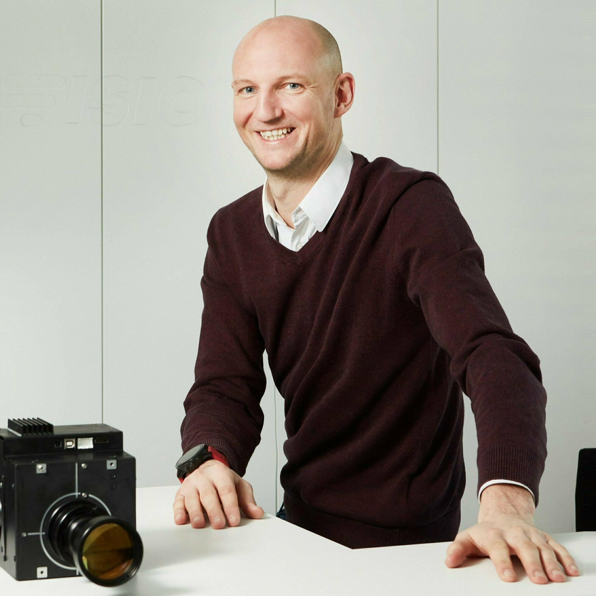 Christof Hieger CTO