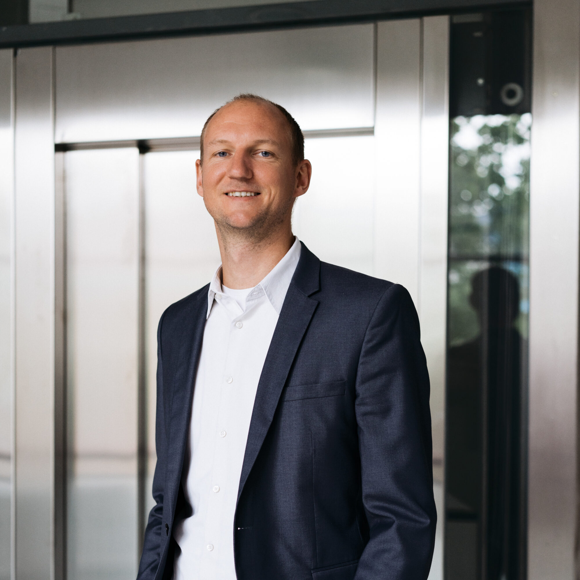 Christof Hieger, CTO, In-Vision Digital Imaging Optics GmbH