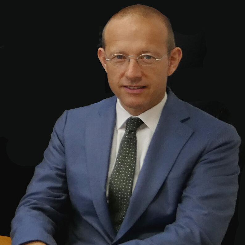 Vice President of Correns Joerg Heil